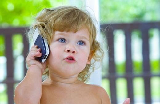 Bebe Hablando Por Telefono: De Vida Y Salud: Estudio Afirma Que A Los Dos Años, Los